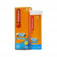 Redoxon Double Action Vitamina C + Zinc x 10 comprimate efervescente