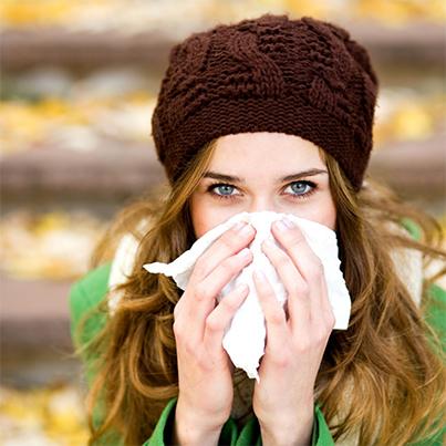 Raceala sau gripa....  stii diferenta ?