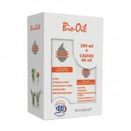Bio-Oil 200 ml + Bio-Oil 60 ml Cadou