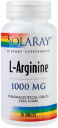 L-Arginina 1000 mg 30 tablete
