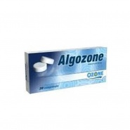 ALGOZONE 500mg x 20 COMPR. 500mg LABORMED PHARMA S.A.