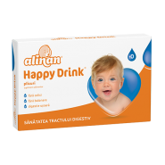 Alinan Baby Happy Drink 12 plicuri