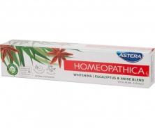 Astera  Homeopathica Pasta de dinti Whitening 75 ml