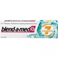 Blend-a-Med Complete 7 Mouthwash Extra Fresh Pasta de dinti 100 ml
