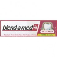 Blend-a-Med Anti-Cavity Herbal Collection Pasta de dinti 50 ml
