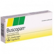 Buscopan 10 mg 20 drajeuri