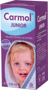 Carmol Junior Solutie  100 ml