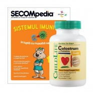 Colostrum plus probiotice 50 g