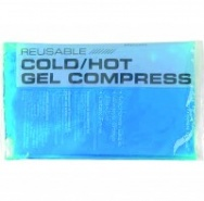Compresa cu gel termic Cold - Hot D04 14 cm x 18 cm