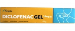 Diclofenac Terapia Gel 10mg/g 45 g