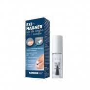 Exi-nailner Lac de unghii 2 in 1 5 ml