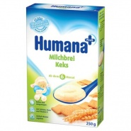 Humana Cereale Gris fara Lapte 200 g