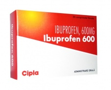IBUPROFEN CIPLA 600 x 20 COMPR. FILM. 600mg CIPLA (UK) LIMITED - IMEDICA