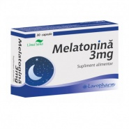 Melatonina 30 capsule