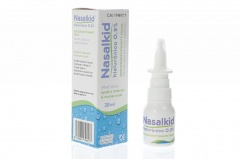 Nasalkid 0.2% Spray nazal 20 ml