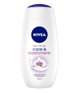 Nivea 81060 Care & Cashmere Gel de dus 250 ml