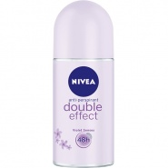 Nivea 83763 Double Effect Deodorant roll-on 50 ml
