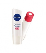 Nivea 85276  Care & Colour Red Balsam de buze 4,8 g