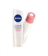 Nivea 85278 Care & Colour Pink Balsam de buze 4,8 g