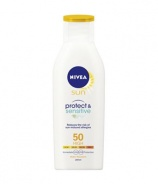 Nivea 85439 Sun Protect & Sensitive Lotiune protectie solara SPF50 200 ml