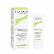 Noreva Exfoliac Acnomega 200 Crema matifianta anti-imperfectiuni 30 ml