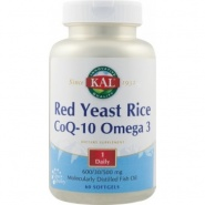 Red Yeast Rice CoQ-10 Omega-3 60 capsule
