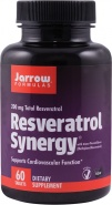 Resveratrol Synergy 200 mg 60 tablete