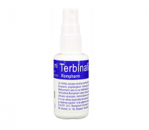 Rompharm Terbinafina 10,1 mg/ml spray cutanat 20 ml