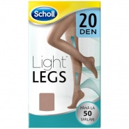 Scholl Light Legs Ciorapi compresivi 20 DEN