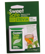 Sly Nutritia Sweet & Safe Indulcitor natural din stevia 200 tablete