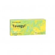 Tavegyl 1 mg 20 comprimate
