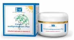 Tis Q4U Crema multiproectoare Plus SPF15 50 ml