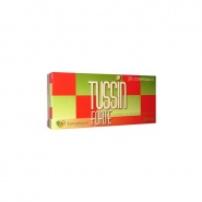 TUSSIN FORTE 20 mg x 20