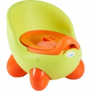 U-Grow Baby Potty Green Olita 1-4 ani