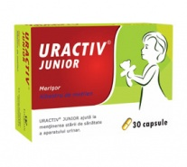 Uractiv Junior 30 capsule