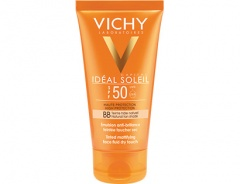 Vichy Ideal Soleil BB Dry Touch SPF50 Emulsie matifianta  50 ml