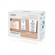 Vichy Neovadiol Complex Substitutiv Crema ten uscat 50 ml + Purete Thermale Demachiant 3in1 100 ml + Mineral 89 Gel- Booster 5 ml